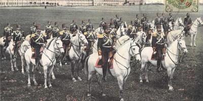 Constantinople Turkey Military Calvary
