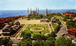 Sultanahmet Meydanı (Sultan Ahmet Square)
