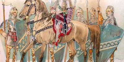 Τάγμα των Βαράγγων, Варяжская стража, Varangian Guard,