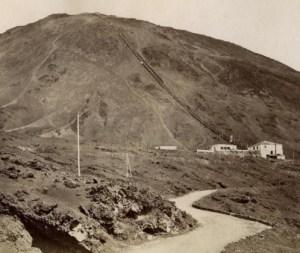Mount Vesuvius funiculare