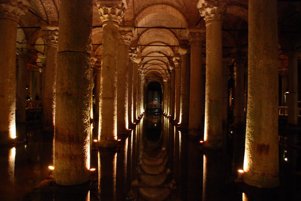 İstanbul Sarnıçları: Konstantinopolis'in su depoları