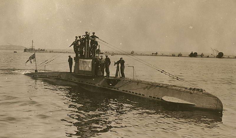 2. Dünya Savaşı'nda Karadeniz'de kendini batıran Alman denizaltıları -  Özhan Öztürk Makaleleri