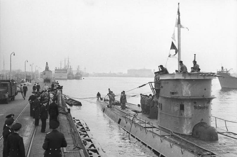 german uboat black sea world war 2