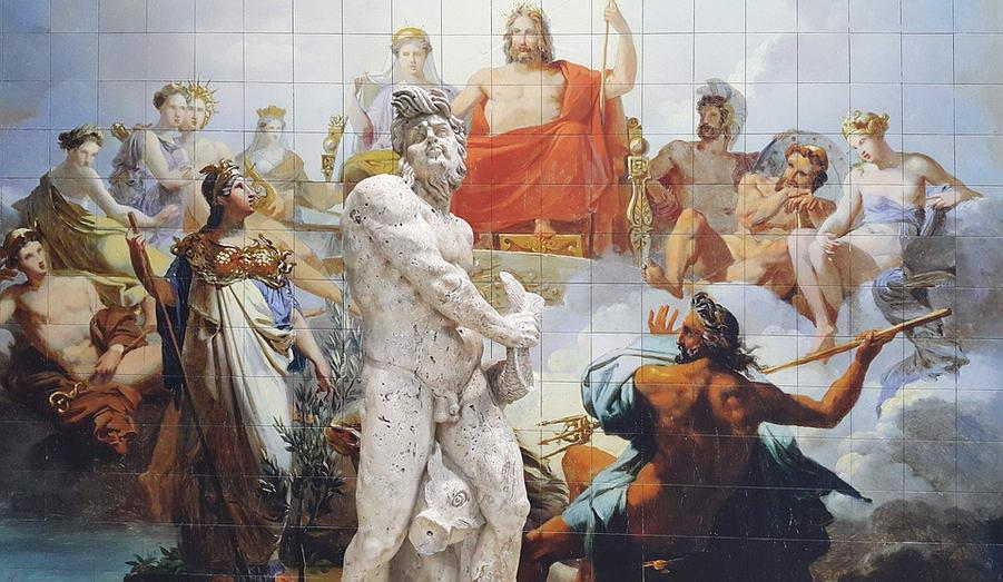 Yunan Mitolojisi Sözlüğü (T)