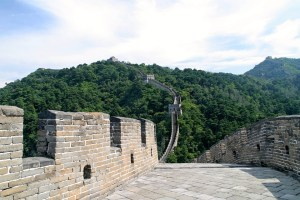 (Great Wall of China, 萬里長城)