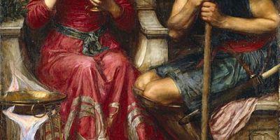 Jason and Medea - John William Waterhouse