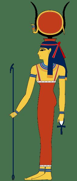 Hathor (Mısır Mitolojisi)