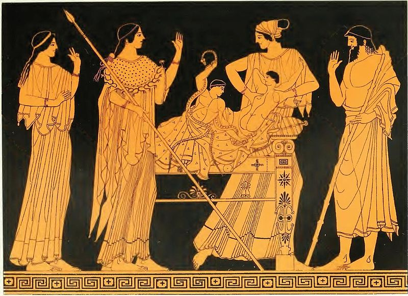 Heracles and Iphicles