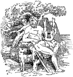 Cyclop Polyphemus
