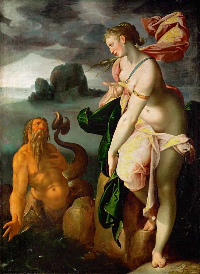 Glaucus and Scylla