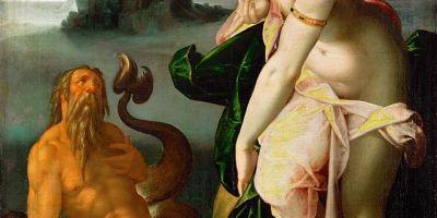 Glaucus and Scylla