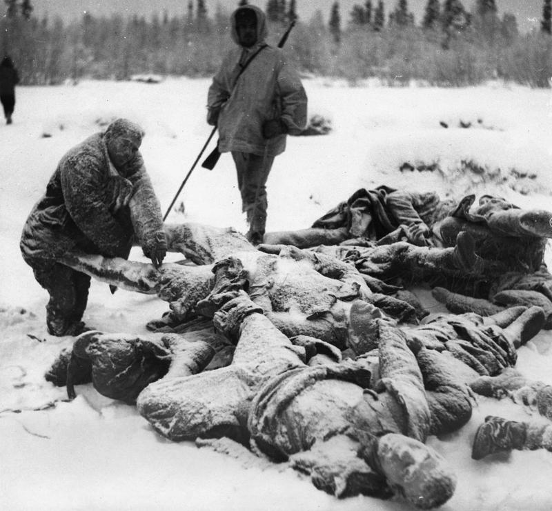 winter war is over Finland USRR 1940