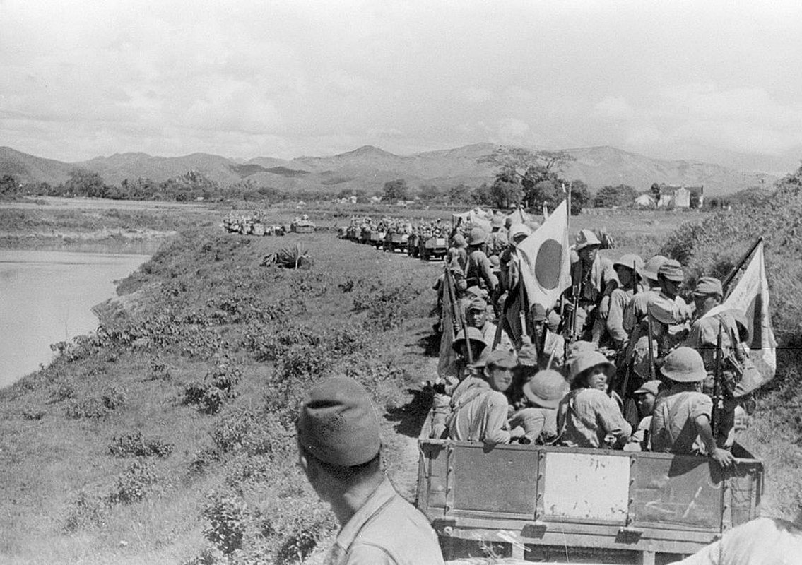 3 Japanese regiments have crossed Chinese border into Indochina & are attacking vastly outnumbered French colonial forces- hoping to force superiors back in Japan into a more aggressive policy