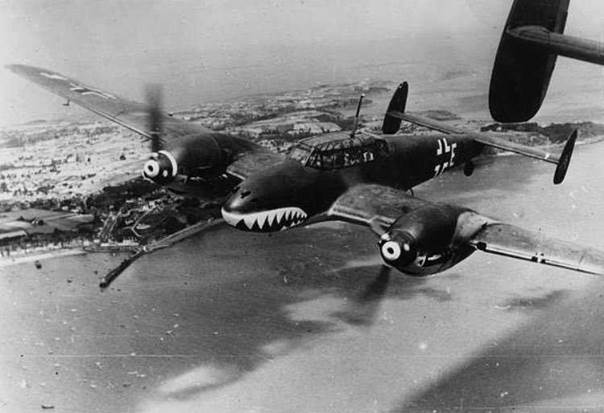 Hundreds of German fighters, without usual bombers to escort, flying over Britain- hope to lure out & destroy outnumbered RAF planes