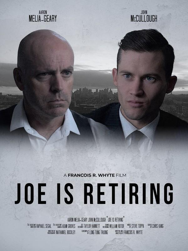 Joe Is Retiring