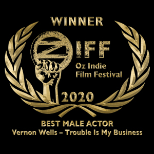 Best Male Actor Vernon Wells