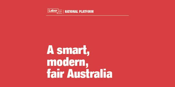 Labor Party Policy