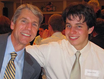 Nat & Dad
