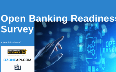 Small banks and FIs see open banking as a great platform to grow business – interim results of survey reveal