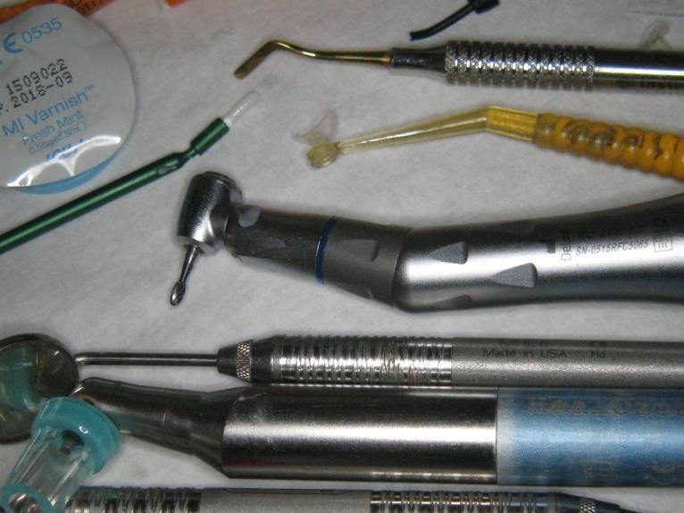 Assortment instruments