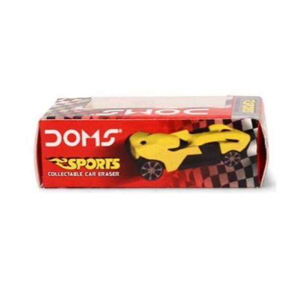 Doms Sports Car Eraser Eraser