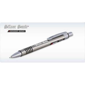 ADD Gel Silver Sand Black Pen