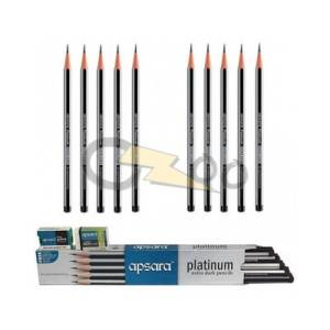 Apsara Platinum Normal Wooden Pencils