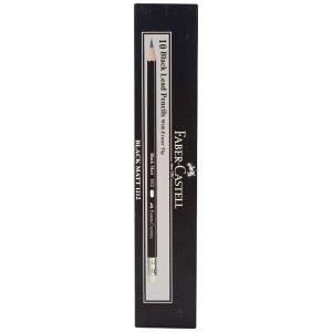 Faber Castell Black Matt Pencil