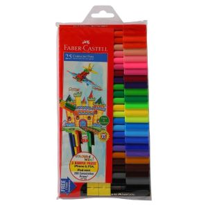 Faber Castell Connector Pen (25 Shades)