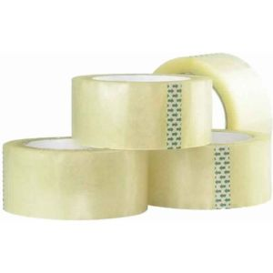 Apex 3 inch Cello Tape 65 mtr Pack of 4