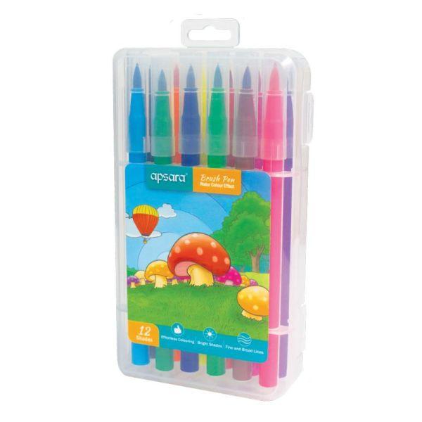 Apsara 12 Brush Pens