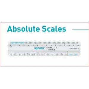 Apsara Absolute 15cm Scale