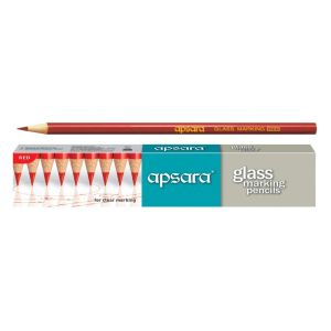 Apsara Glass Marking Wooden Drawing Pencil