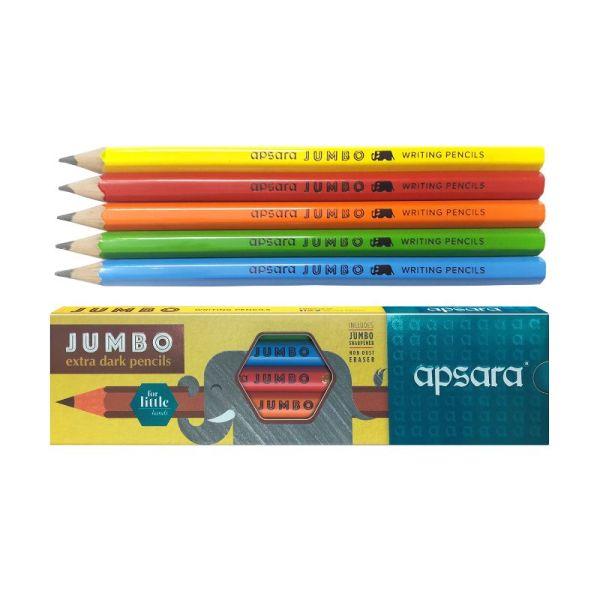 Apsara Jumbo Wooden Pencil