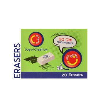 Doms C3 Eraser Small Box