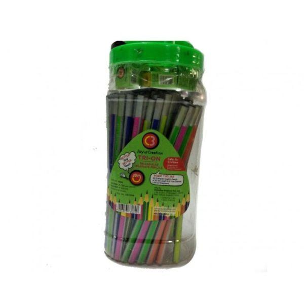 Doms C3 Tri-on Nrt Pencil Jar