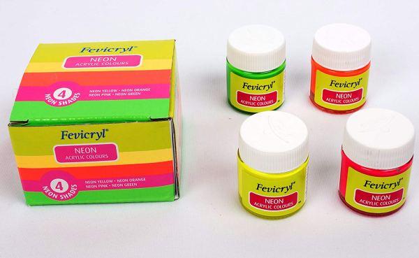 Pidilite Fevicryl Neon Colour 100ml