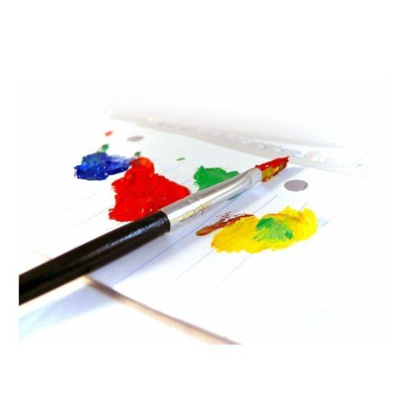 Fine Art Painting Brushes 413 Size-6
