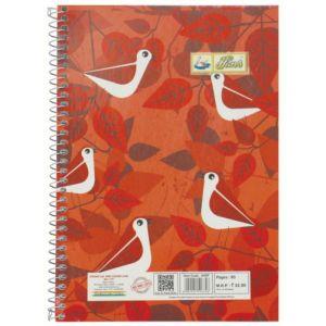 Hans Spiral Note Book (A4)