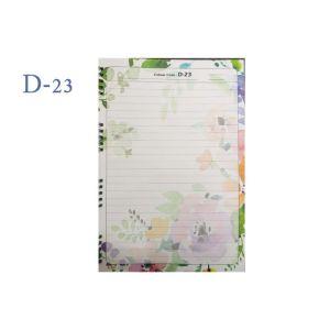 Lotus A4 Designer Colour Sheet's (D-23)
