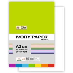 Lotus Ivory Paper (A-3 Size)