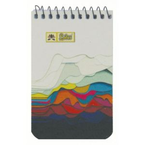 Lotus Spiral Note Book (0)