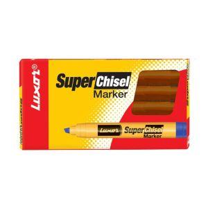 Luxor Brown Super Chisel Marker