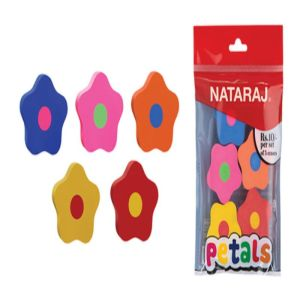 Nataraj Petal Eraser