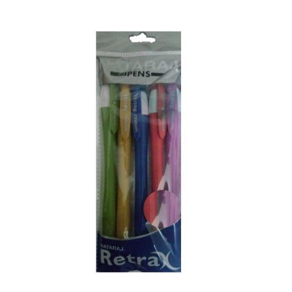 Nataraj Retrax Ball Pen