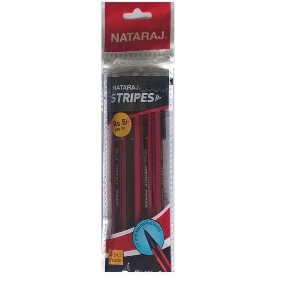 Nataraj Stripes Wooden Pencils