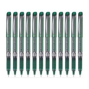 Pilot Hi-Techpoint V5 Grip Green Pen