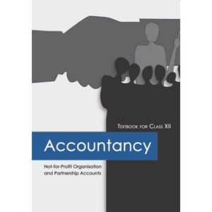 Accountancy 1 - not for profit organisation and partnership accounts