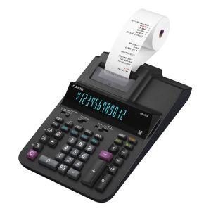 Casio DR-120R-BK Priniting Calculator (Black)