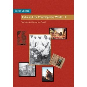 India and the Contemporary World 2 - History